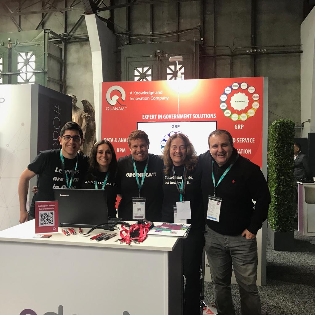 Odoo connect 2019